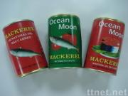 Canned Mackerel in Oil/in Tomato Sauce
