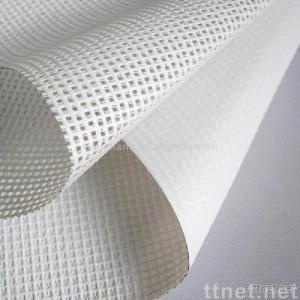 Mesh With PVC Line