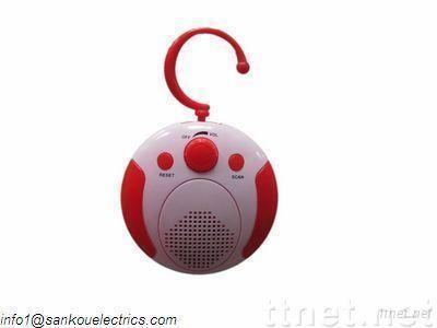Shower Radio Gift