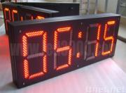 4 Digits LED Clock