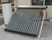Split High Pressurized Solar Water Heater