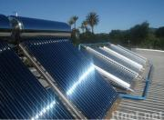 Compact High-Pressure Solar Water Heater