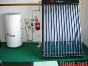 Separate High Pressurized Solar Water Heate