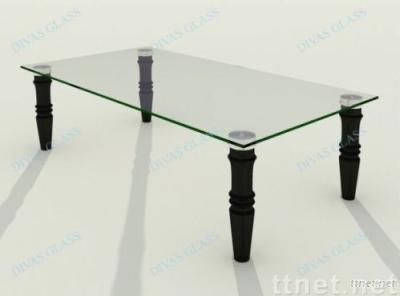 Glass Table Base
