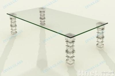 Dining Glass Table Base
