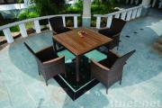 Coffee Chair and Table