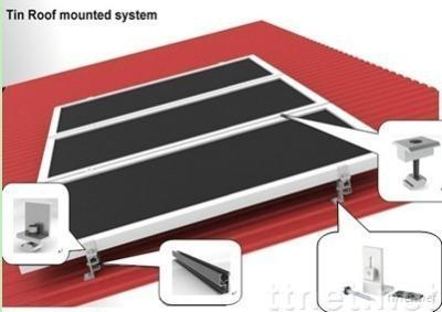 Tin Roof Mounting System