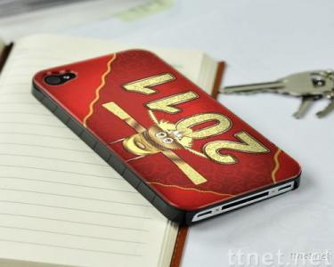 Cartoon Plastic Back Case for iPhone4 4G