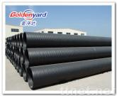 HDPE Hollow Wall Spiral Pipe