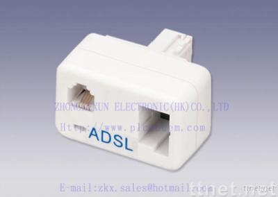 Sweden ADSL Filter Splitter