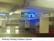 LED Displays For Parking Guidance System