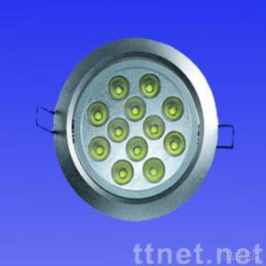 12W LED Recessed Down Light