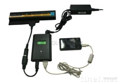 Laptop Battery Charger-External, Portable, Universal