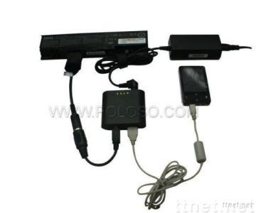 External Multifunctional Battery Charger