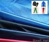 100% Polyester Warp-Knit Tricot Dazzle Fabric