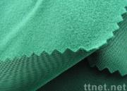 100% Polyester Warp-Knit Brushed Tricot Fabric