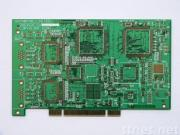 8 Layer Gold Plating PCB