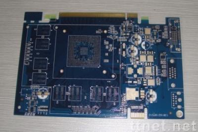 6 Layer PCB, Multilayer PCB