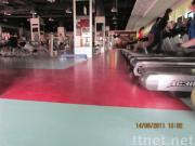 Fire Resistant Rubber Flooring