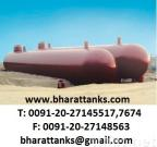 Lpg Mounded Vessels