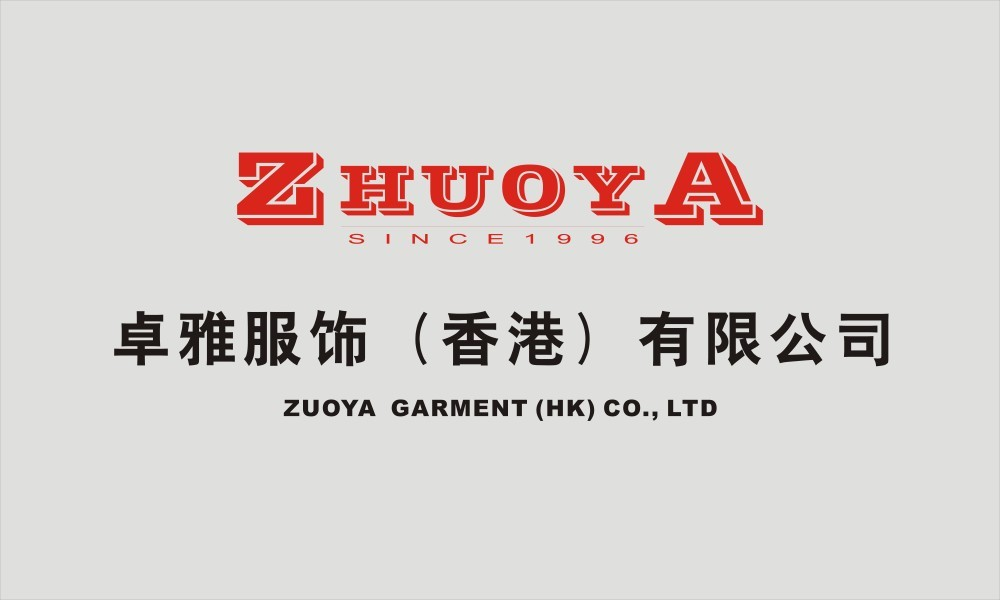 Zhuoya Garments Co., Limited