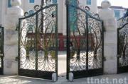 Ornamental Wrought Iron Gate