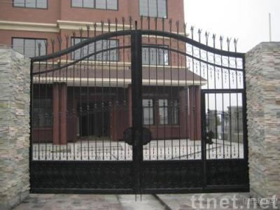 Wrought Iron Garden Gates