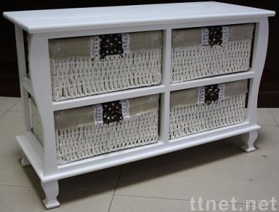 Paper Drawer Chest