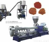 Co-Rotating Double Screw Extruder