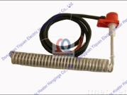 Spiral L-Typeteflon Immersion Heater