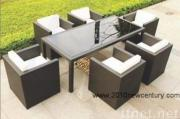 Indoor/Outdoor Furniture of Table and Chair