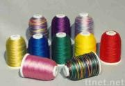 Variegated Polyester Embroidery Thread