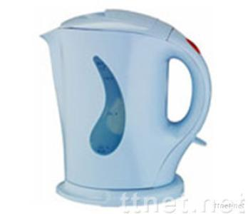 Cordless Electric Plastic Water Kettle