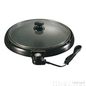 Round Shape Grill Pan