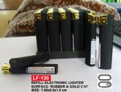 Refillable Electronic Gas Lighter