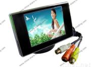 LCD TFT Rectangle Rearview Monitor