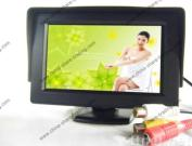 LCD TFT STAND-HAT Rearview Monitor