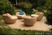 Rattan Chair, Rattan Table, Outdoor Furniture