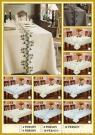 Table Cloth and Placemat