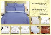 Embroidery Bed Set