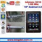 10.1'' Touchscreen Tablet PC