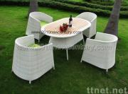 Outdoor Furniture Table Chair